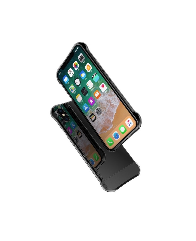 coque metal pour iphone xs