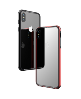 "Coque iPhone XS Max ""Hermit"""