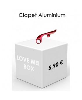 Clapet aluminium coques...