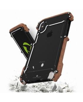 """Coque iPhone XS """"Luxwood"""""""