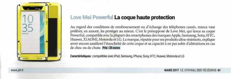 Article 3 LOVE MEI France
