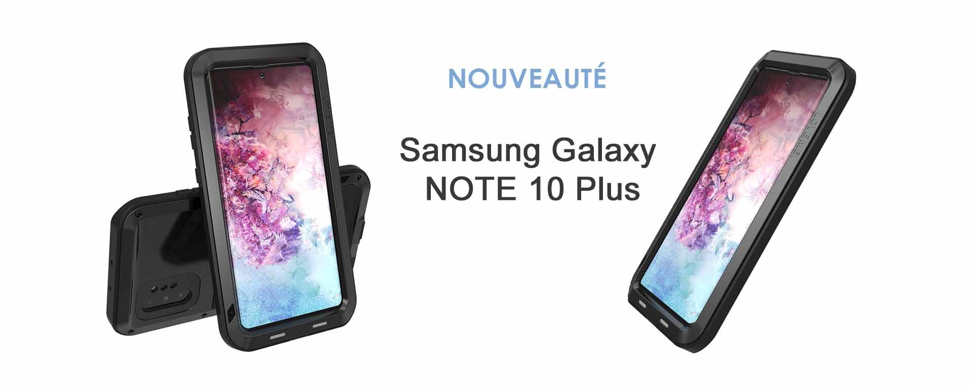 Coques LOVE MEI France SAMSUNG Galaxy Note 10 Plus