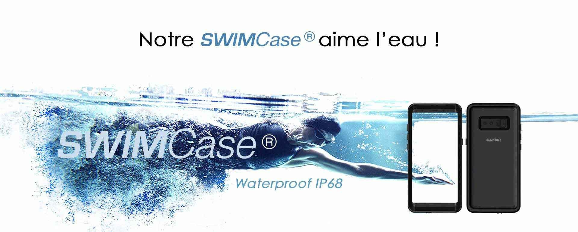 Coques LOVE MEI SWIMCase